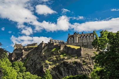 Cosa vedere a Edimburgo - Castello di Edimburgo