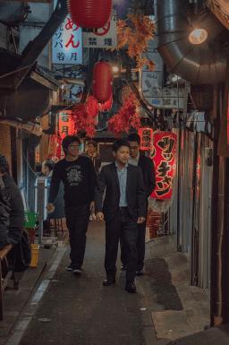 Omoide Yokocho, una Shinjuku diversa