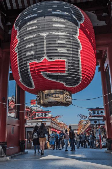Cosa vedere a Tokyo? il Sensō-ji