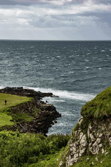 Il mare scuro di Skye