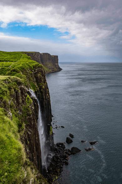 Isola di Skye - Kilt Rock