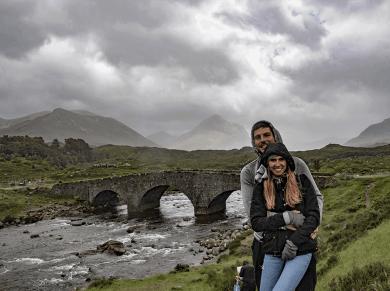 Poppackers Isola di Skye