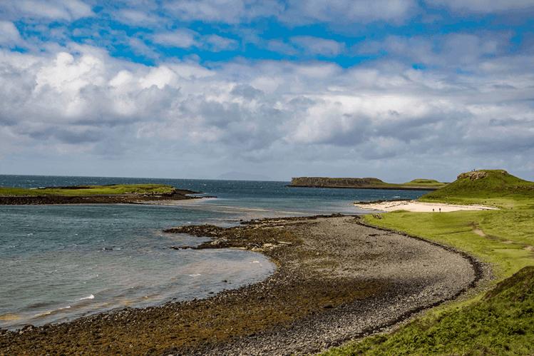 Isola di Skye - Coral Beach