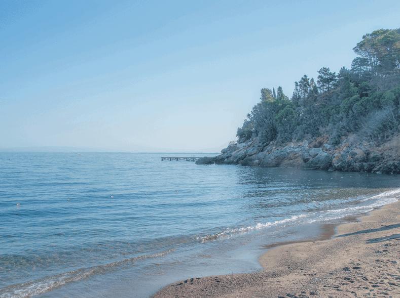 Spiagge della Maremma - Pozzarello, Monte Argentario