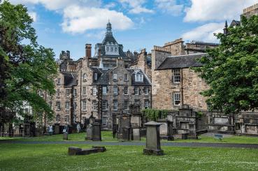 Greyfriars Kirkyard - Cosa vedere a Edimburgo
