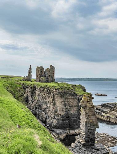Tour 10 giorni in Scozia, Castle Sinclair