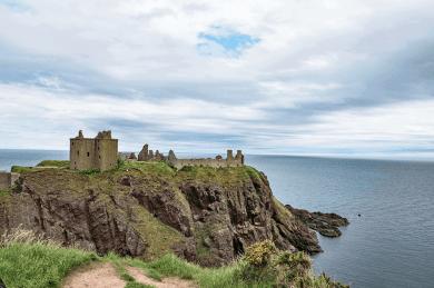Tour Scozia 10 giorni - Dunottar Castle