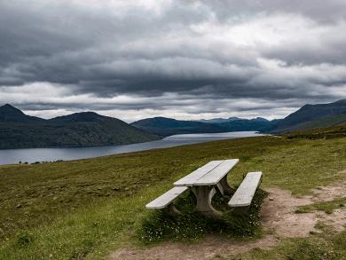 Punti Panoramici Scozia