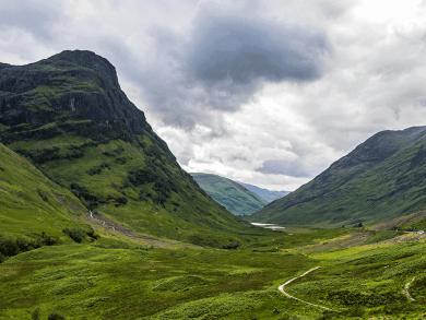 Viaggio in Scozia - Glencoe