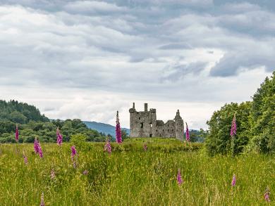 Viaggio in Scozia, Kilchurn Castle