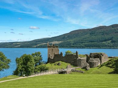 Viaggio in Scozia - Urquhart Castle