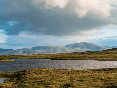Highlands sulla North Coast 500