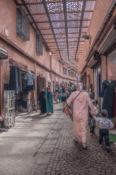 Derb Dabachi Marrakech Marocco