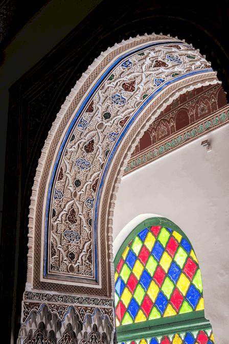 Palais Bahia a Marrakech