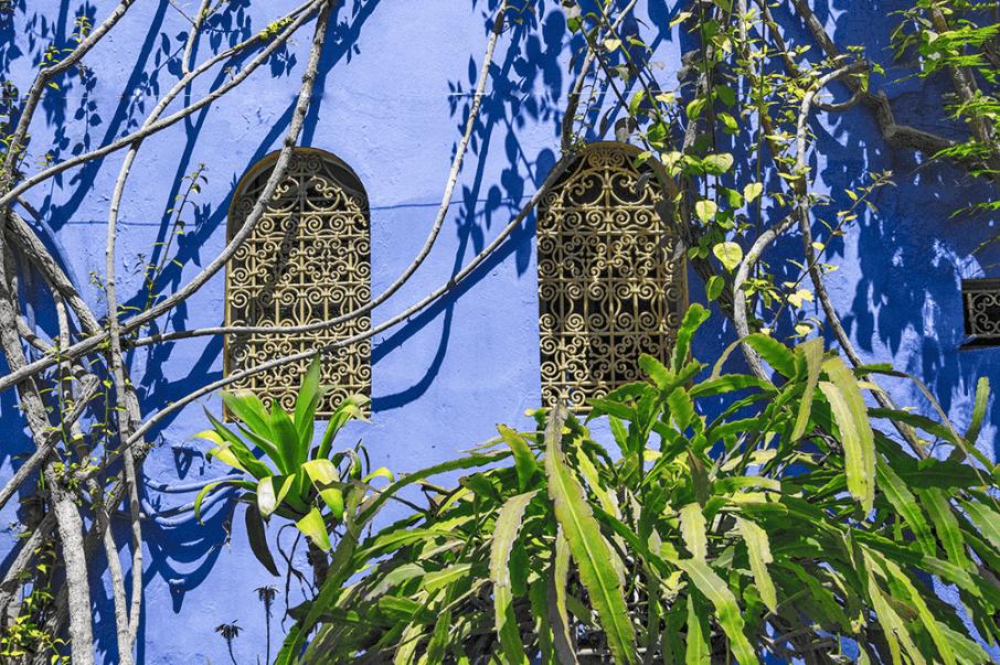 Marrakech blu