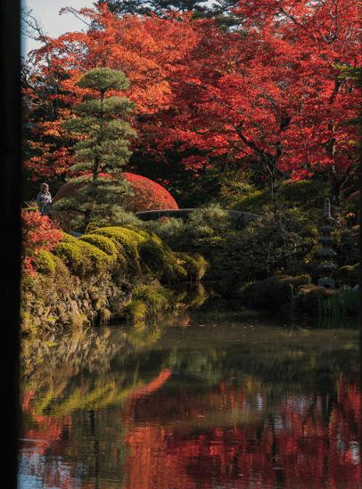 Autunno in Giappone a Nikko