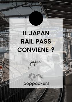 Japan Rail Pass Conviene