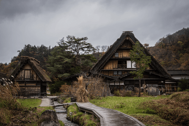 Un viaggio nel Giappone tradizionale