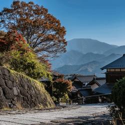 Magome e Tsumago nella Valle del Kiso