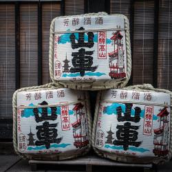 Takayama, guida alla città del saké