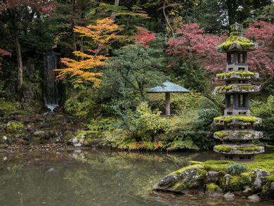 Kenroku-en a Kanazawa