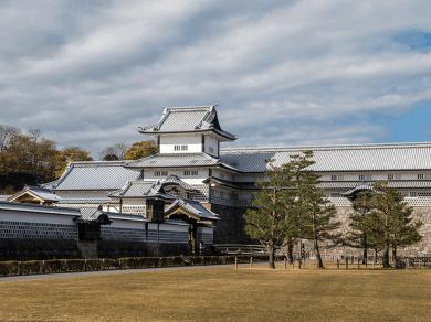Kanazawa, cosa vedere in un giorno - il castello