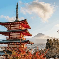 Il Monte Fuji, l'anima del Giappone