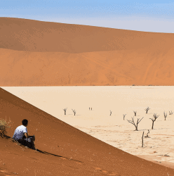 Sossusvlei e il Deserto del Namib