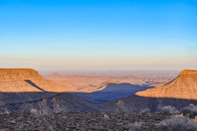 Viaggio in Namibia - Grootberg Lodge