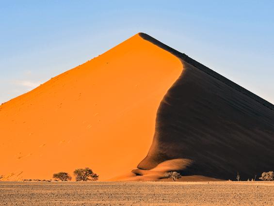 Namibia, meraviglia della natura