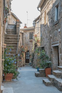 Pitigiliano in Maremma Toscana