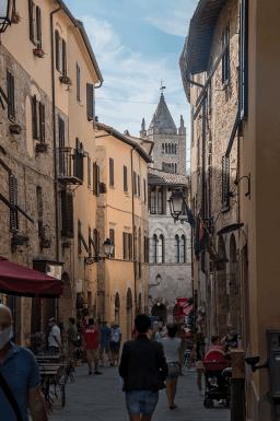 Massa Marittima, borgo medievale in Maremma Toscana