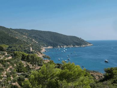 Cosa Vedere in Maremma Toscana ? Il Monte Argentario